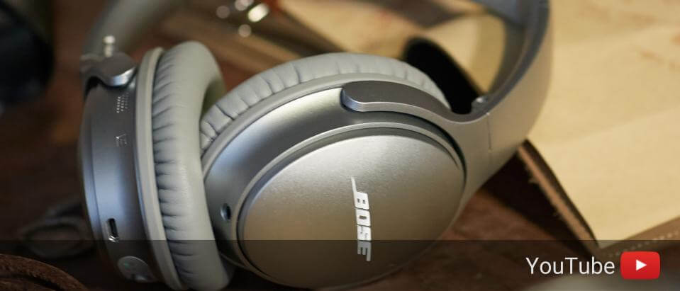My Google Site Bose QC35 II Headphones